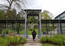 Maurisches Landhaus, Wilhelma Stuttgart (April 2016) | Foto: Heike Sichting