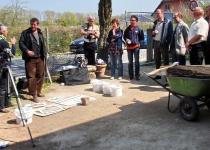 Diskussion zur Umfeldgestaltung (2010) | Foto: Siegfried Adaschkiewitz