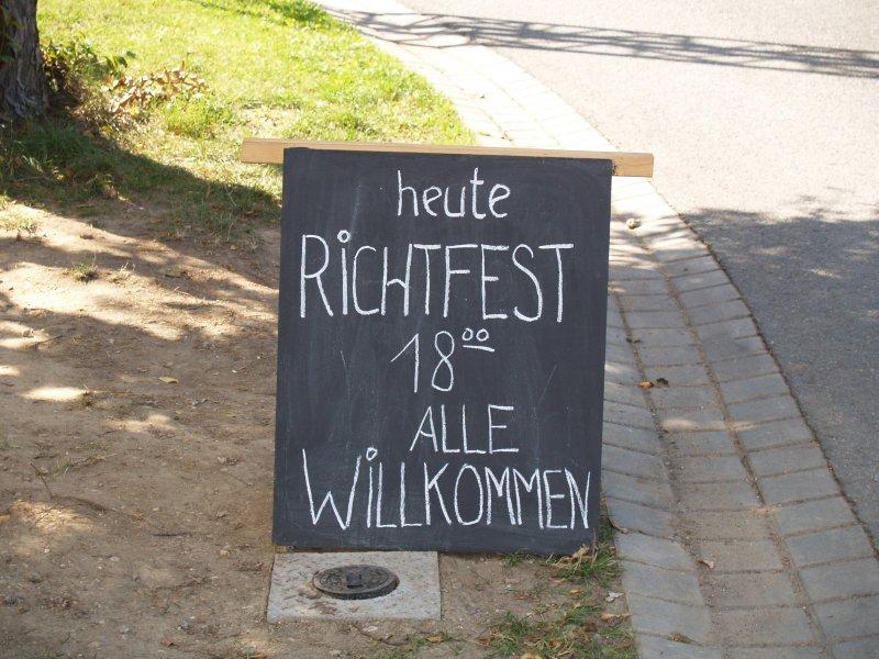 Einladung zum Richtfest Foto S.Adaschkiewitz  jpg