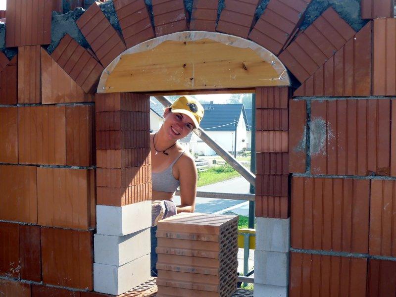 Fensteröffnung Pilgerquartier Foto S.Adaschkiewitz jpg
