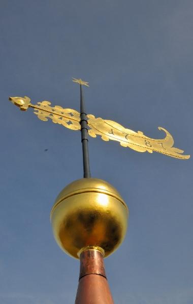 Turmkrönung Kleinliebenau (2008) | Foto: Michael Strohmeyer