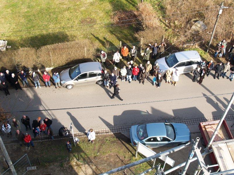 Fest zur Turmsanierung 2 foto S. Adaschkiewitz jpg