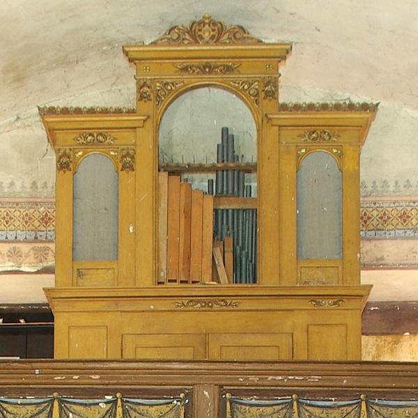 Orgel (2009) | Foto: Mareike