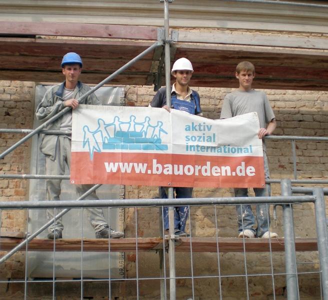 Bauorden (2009) | Foto: Siegfried Adaschkiewitz