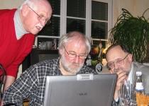 Beratung (2009)   Foto: Heike Sichting