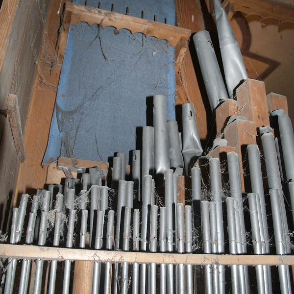 Die Orgel (2010) | Foto: Siegfried Adaschkiewitz