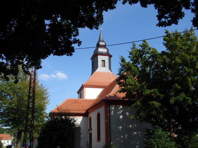 Durchblick zum Gotteshaus Foto S.Adschkiewitz. jpg