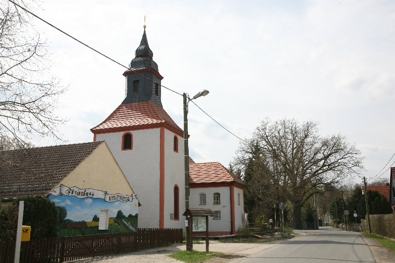 Die Kirche heute (2012) | Foto: Heike Sichting