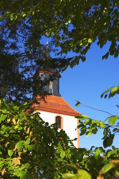 Kirche im Herbst (2012) | Foto: Thomas Weinbrecht