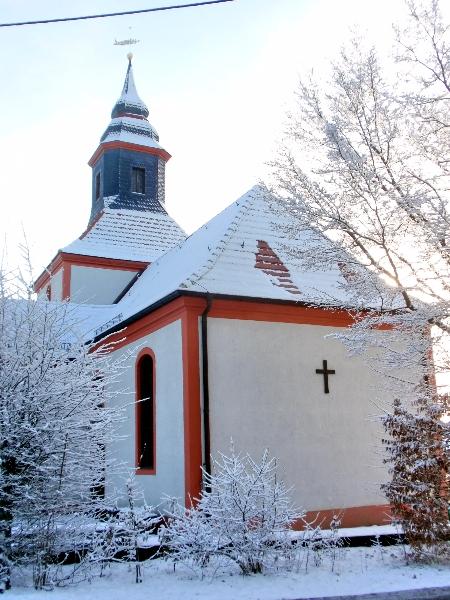 Die Kirche heute (2013) | Foto: Siegfried Adaschkiewitz