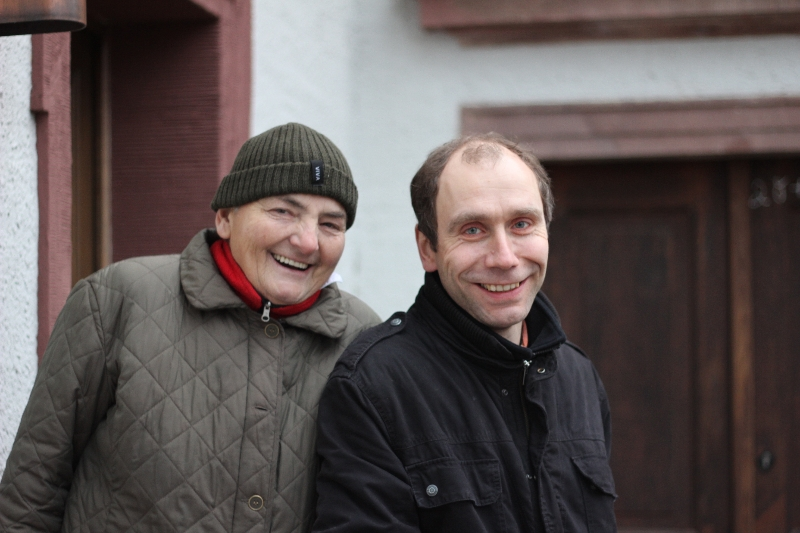 Hermine und Holger (2011) | Foto: Sarah Anna Busch