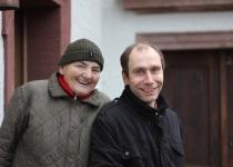 Hermine und Holger (2011)   Foto: Sarah Anna Busch