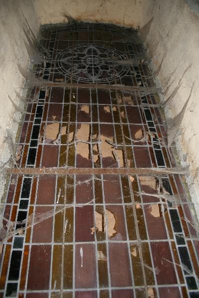 Zustand der Fenster (2005) | Foto: Thomas Weinbrecht