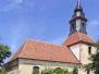 Die Kirche früher