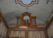 Orgelempore (2005) | Foto: Thomas Weinbrecht
