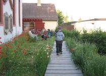Idylle am Lustgang (2012)   Foto: Heike Sichting