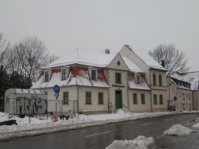 Winterruhe (2013) | Foto: Heike Sichting