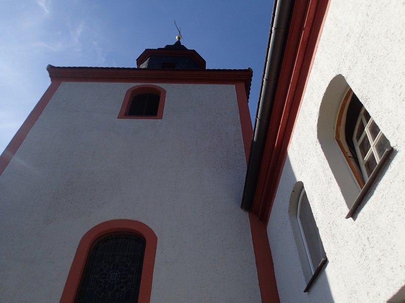 Blick zum Turm (2013) | Foto: Heike Sichting