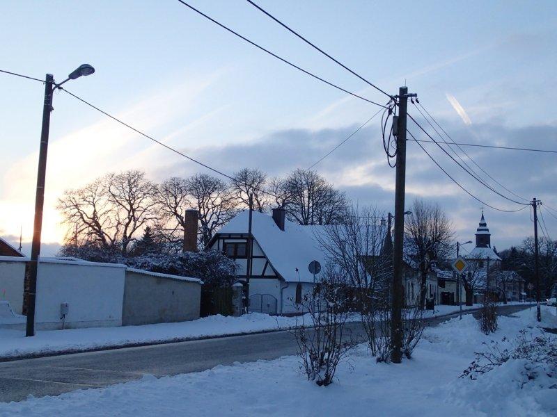Dezemberfrost (2014) | Foto: Heike Sichting