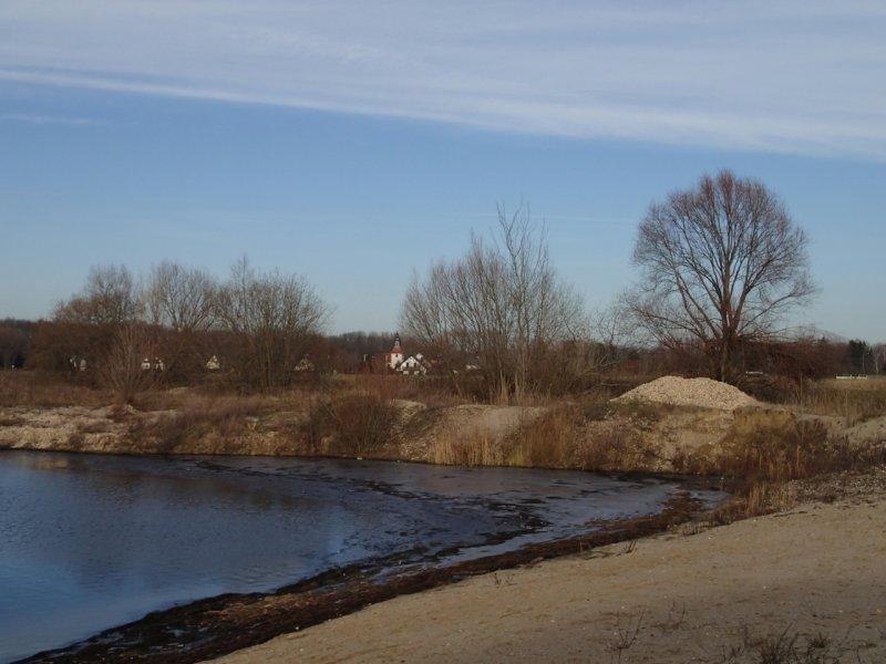 Kleinliebenau von Südwest (Januar 2016) | Foto: Heike Sichting