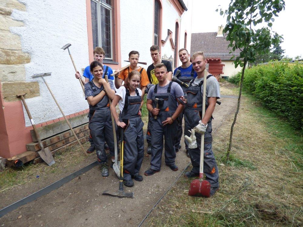 2019-06-20-Polnische-Jugendliche- | Foto: Siegfried Adaschkiewitz