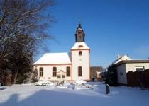 Die Kirche im Winter (2010) | Foto: Siegfried Adaschkiewitz