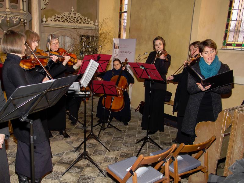 Karfreitagskonzert mit der Capella via Regia (28.03.2013) | Foto: Holger Simmat