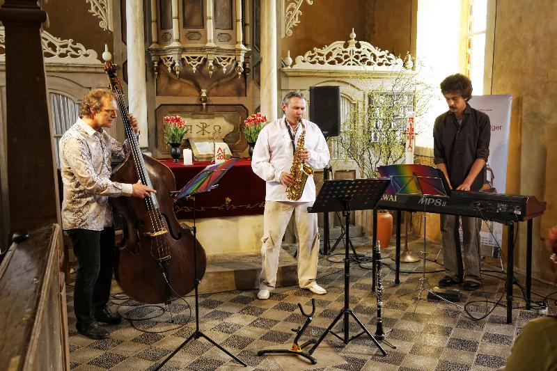 Trio Klezmology (Mai 2013) | Foto: Thomas Weinbrecht