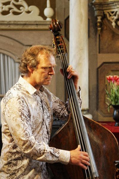 Akki Schulz vom Trio Klezmology (Mai 2013) | Foto: Thomas Weinbrecht