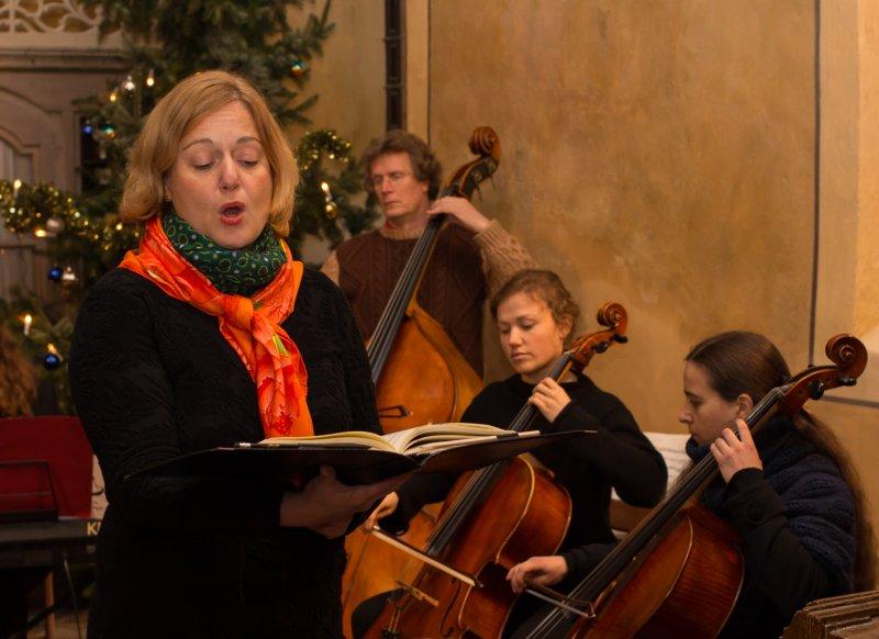 Adventskonzert mit Capella Via Regia (Nov. 2013) | Foto: Holger Simmat
