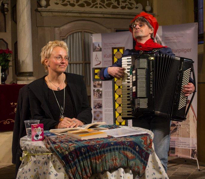 Marin Magas und Mario Kulisch (Nov. 2013) | Foto: Holger Simmat
