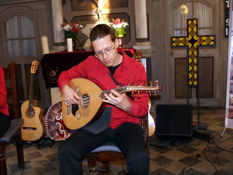 Die Guitarreros: Torsten Schubert | Foto: Siegfried Adaschkiewitz