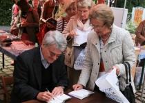 Autogramme von Bernd-Lutz Lange | Foto: Holger Simmat