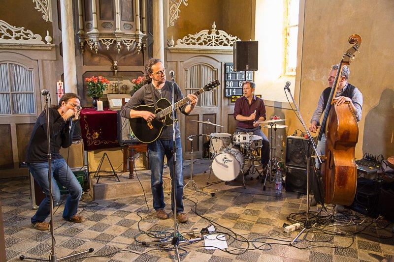 Konzert mit Last Fair Deal - April 2015 | Foto: Holger Simmat
