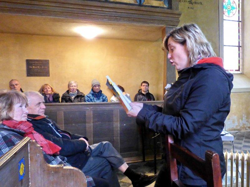 Mit der Vespa durch Italien - Lesung zur Buchmesse mit Nati Rasch | Foto: Siegfried Adaschkiewitz