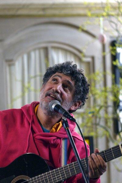 Konzert mit Ofer Golany - Ostern 2015 | Foto: Thomas Weinbrecht
