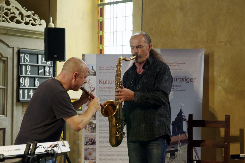 Klangprojekt (13. September 2015) | Foto: Thomas Weinbrecht