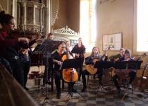"Ensemble ""Conquista"" (Mai 2017) | Foto: Heike Sichting"
