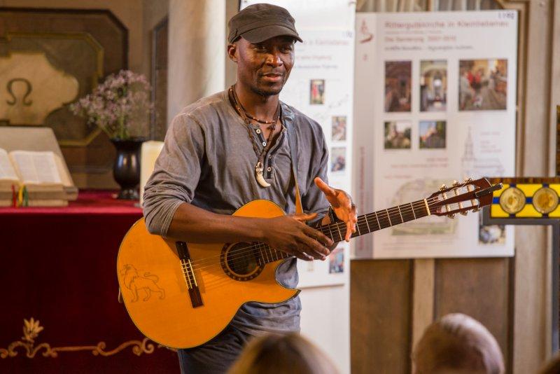 Dolus Mutombo (August 2018) | Foto: Holger Simmat