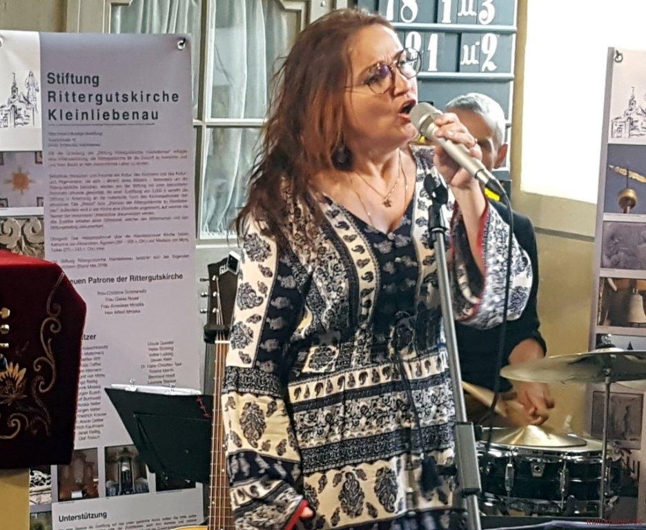 Susanne Grütz Band (Juli 2019) | Foto: Siegfried Adaschkiewitz