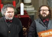 Stefan Weyh und Philipp Werner im Duett