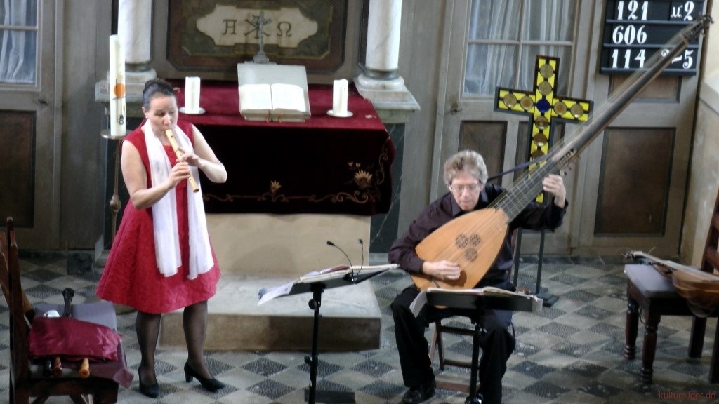 "Duo ""La Vigna""  (Juli 2021) | Foto: Siegfried Adaschkiewitz"
