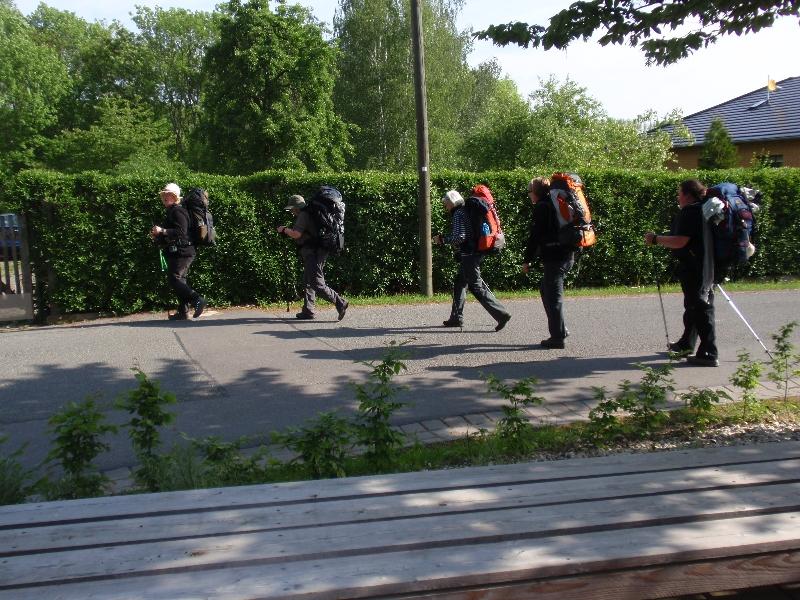 Auf nach Merseburg (2012) | Foto: Siegfried Adaschkiewitz