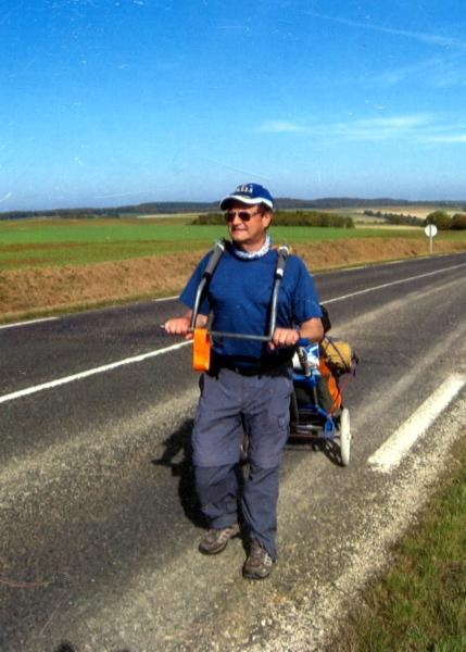 Pilger aus Spanien (2009) | Foto: Siegfried Adaschkiewitz