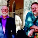 Alan Reid und Rob van Sante