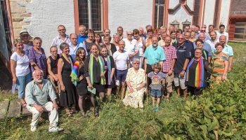 Pilgerchor und Kulturpilgerverein am 10. Vereinsgeburtstag 2015