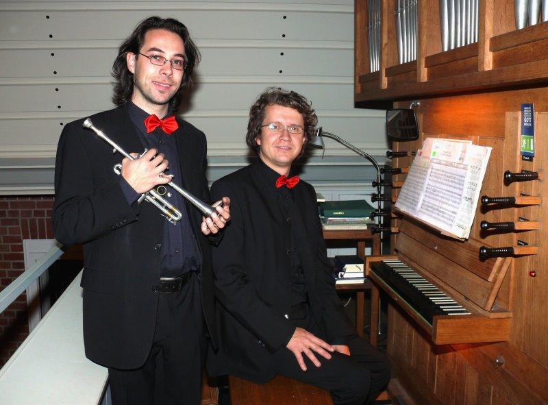Alexander Pfeifer & Frank Zimpel