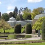 Maurischer Garten auf der Wilhelma Stuttgart, April 2016 | Foto: Heike Sichting