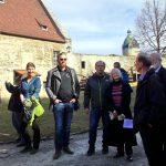 Austausch beim 16. Herbergselterntreffen (März 2018)   Foto: Holger Hecht