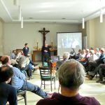 Vortrag beim 16. Herbergselterntreffen (März 2018) | Foto: Holger Hecht